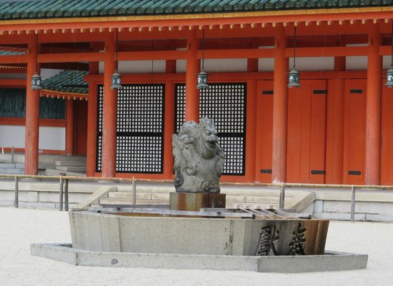 Heian Shrine 9