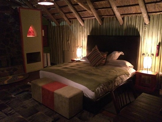 Jaci's Safari Lodge: sleeping area