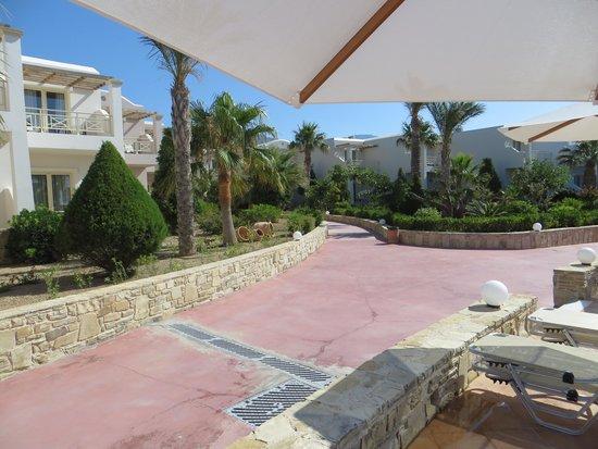 Ostria Resort & Spa : vue de l'hôtel