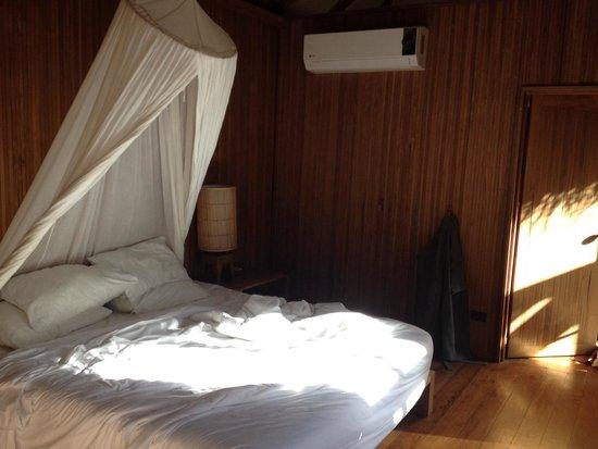 Haadtien Beach Resort : Luxury??