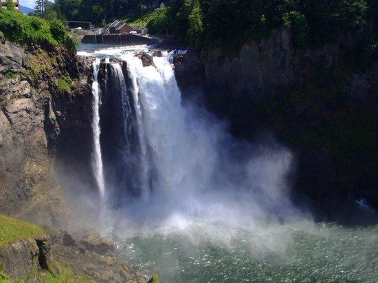Snoqualmie Falls : Falls