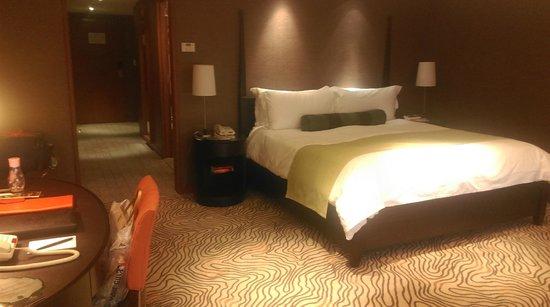Grand InterContinental Seoul Parnas: standard room