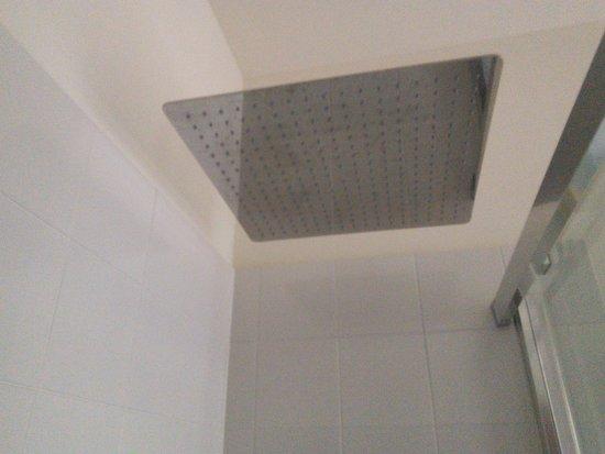 Hotel David : Wow holy showerhead!!!