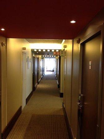 Novotel Brugge Centrum: hallway