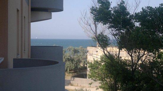 Hotel Meeting : Da tutte camere si vede il mare, anche dall'ultima! :-)