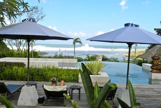 Angin Sepoi Resort : Gobsmacking view