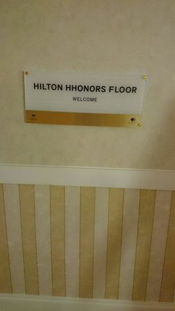 DoubleTree by Hilton Hotel Grand Key Resort - Key West: Hhonors floor