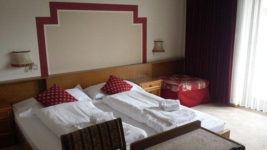 Hotel Garnì Palù: camera