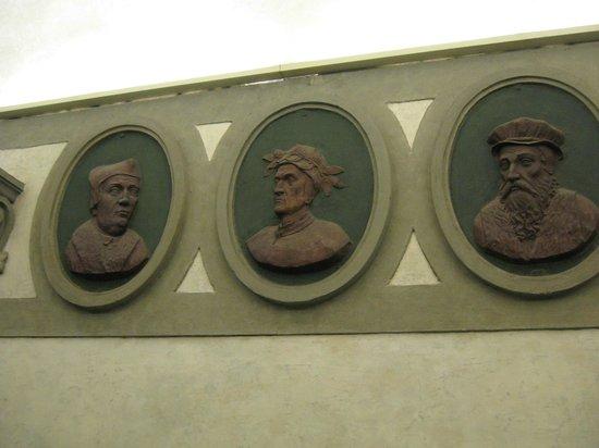 Palazzo Medici Riccardi: Портреты Семьи Медичи