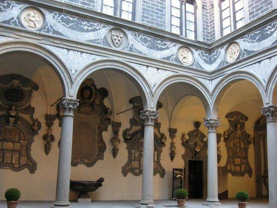 Palazzo Medici Riccardi: Внутренние галереи
