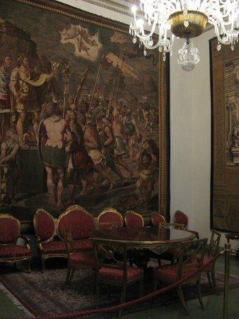 Palazzo Medici Riccardi: Гостиная