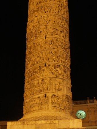Colonna di Marco Aurelio: fresques de la colonne