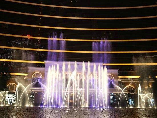 Performance Lake at Wynn Palace: ウィンマカオ1