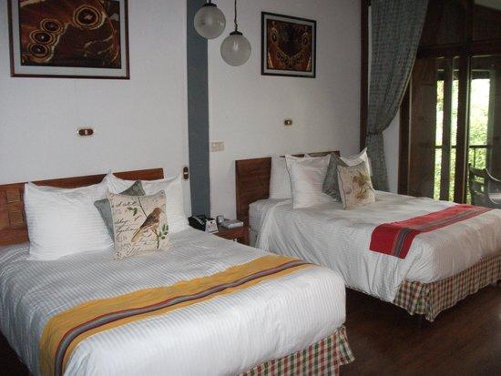 Monteverde Lodge & Gardens: Bedroom