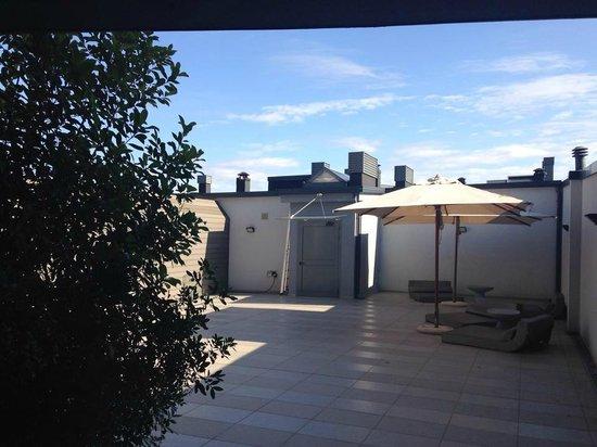 Zambala Luxury Residence: Rooftop