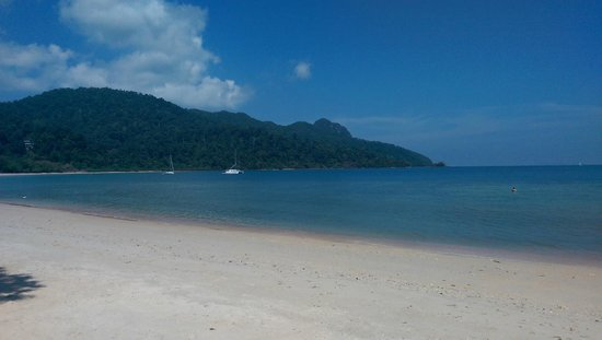 The Andaman, A Luxury Collection Resort: The beach, right at the resort