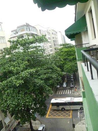 Apa Hotel: Вид с балкона