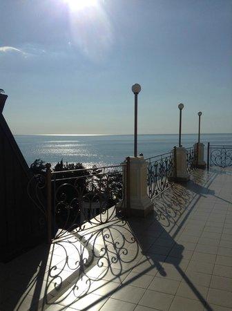Palmira Palace Resort & Spa: Вид на море
