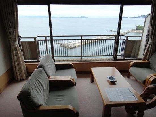 Hotel New Awaji: 客室