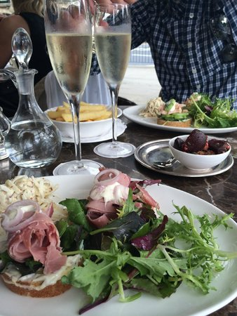 Bettys Cafe Tea Rooms - Harrogate: Lunch at Bettys