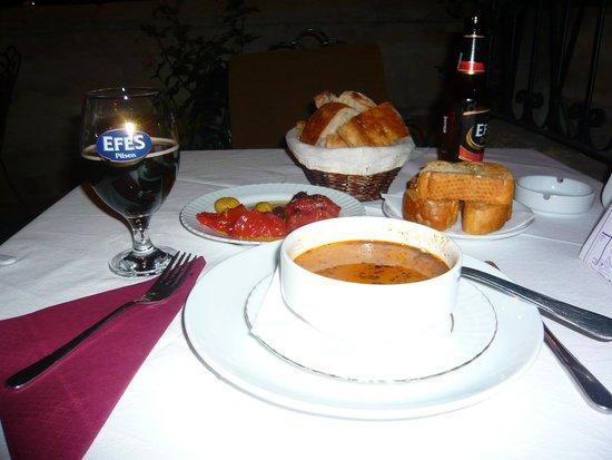 Orient Restaurant: Lentil Soup