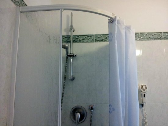 Hotel Cantoria: bath