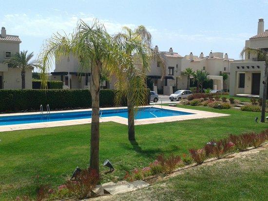 Roda Golf & Beach Resort: vistas desde la terraza