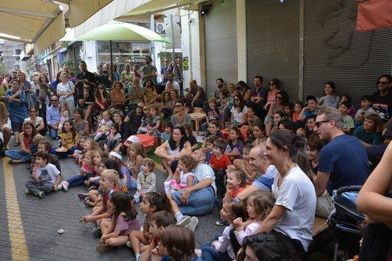 Shaffa Bar : Saturday Noon Special - picnic & performance