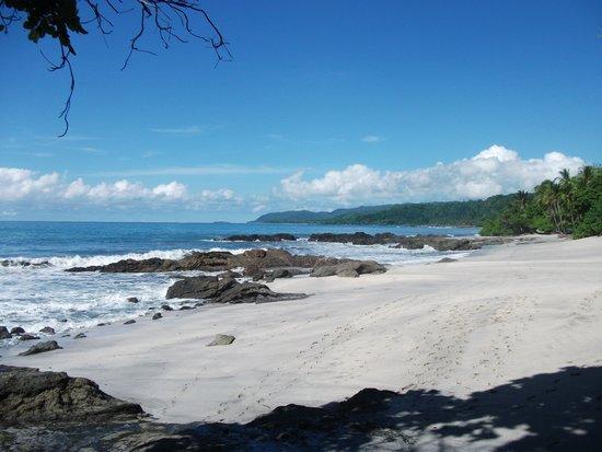 Ylang Ylang Beach Resort: Beach