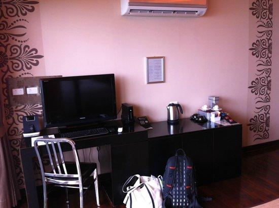 Mantra Samui Resort : Living room 2