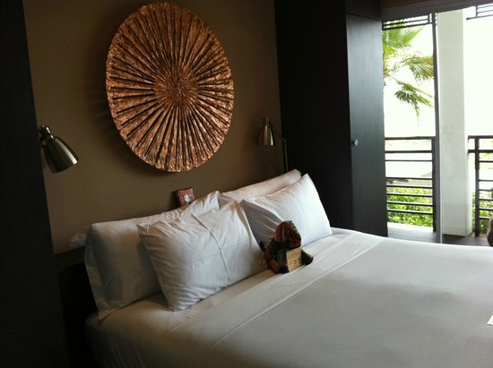 Mantra Samui Resort : Bed room 1