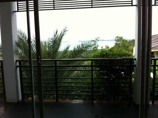 Mantra Samui Resort : View from balcony 3