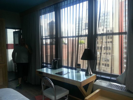 TRYP New York City Times Square South: Vista frontale