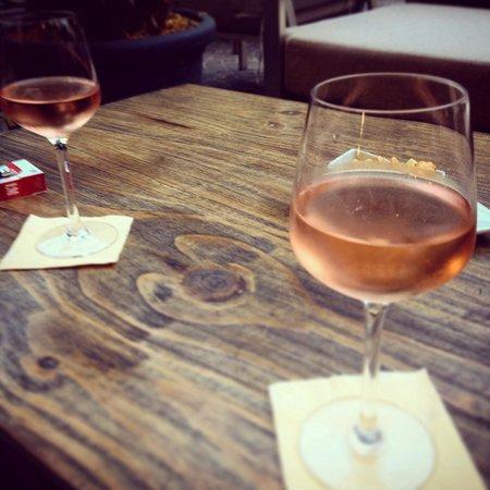 Le Cercle : Un délicieux Rosé en plein centre-ville :p
