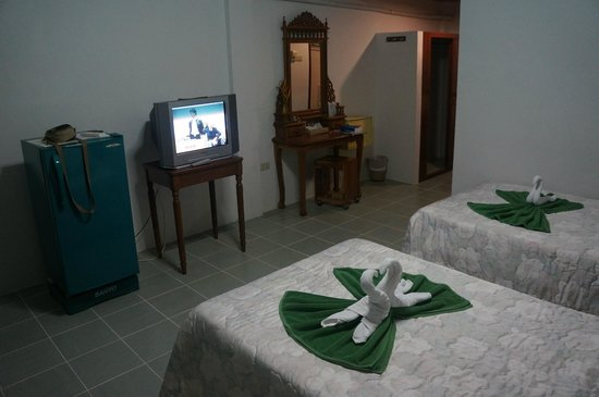 Royal Crown Hotel & Palm Spa Resort: Заселение в номер