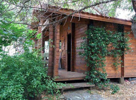 Mesón de Sancho: bungalow