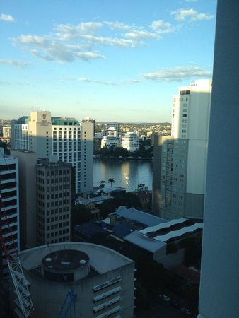 Four Points by Sheraton Brisbane: Room with a view
