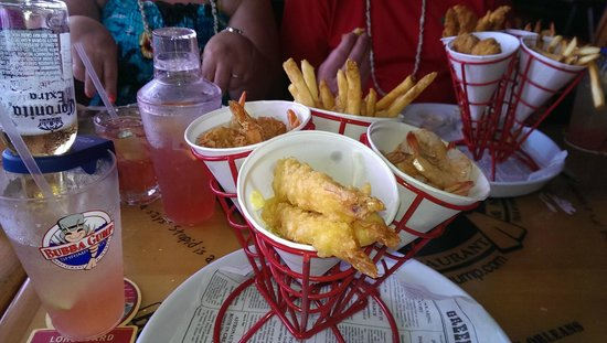 Bubba Gump Shrimp Co Lahaina: Fab food