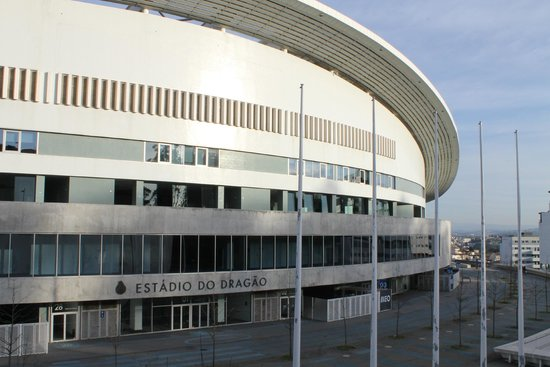 Estadio do Dragao: Santuário