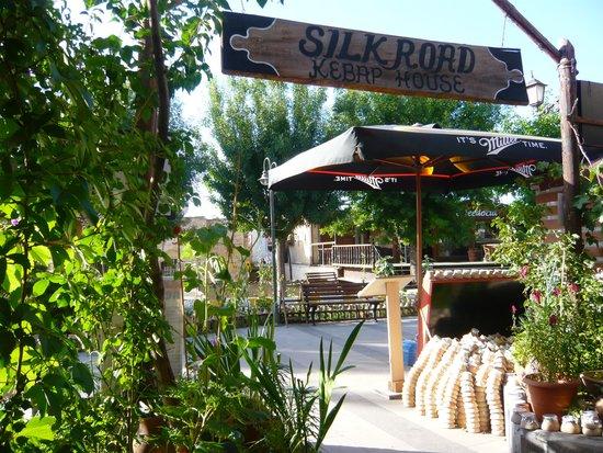 Silk Road Restaurant & Kebap House: Entrance