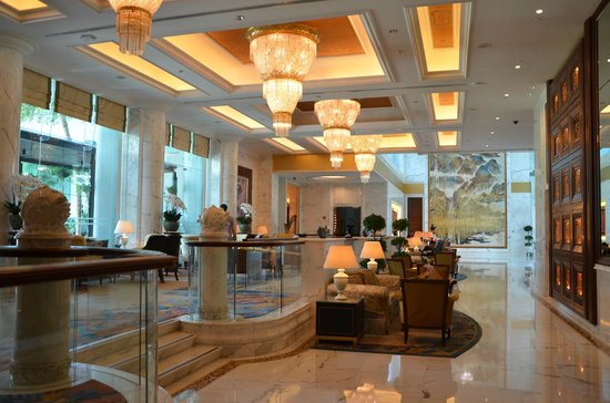 Shangri-La Hotel, Singapore: Valley Wing Lobby