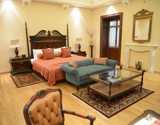 The Lalit Laxmi Vilas Palace Udaipur: Maharana Suite - Bedroom