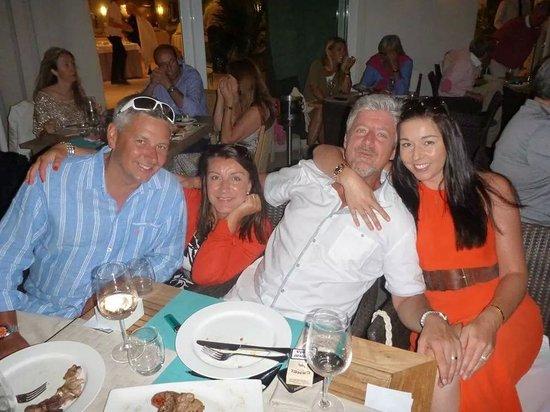Estrella del Mar Beach Club: San Juan night 2014