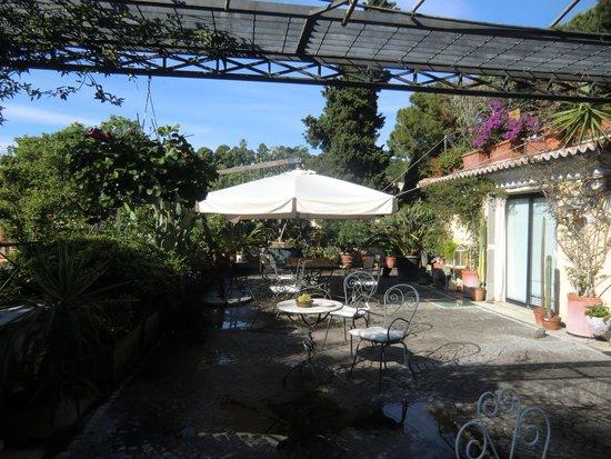 IL BOOM - il bed 'n breakfast : Terrasse