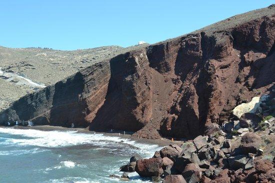 Red Beach: Praia Vermelha