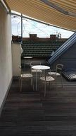 Jacob Brno Apartments - Hostel - Penzion: Крыша