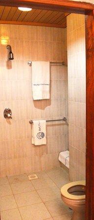 Park Place Hotel: Bathroom