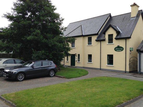 Boffin Lodge: Vue de l'extérieur à l'avant
