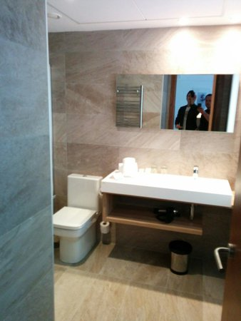 Hotel Gelmirez: Baños