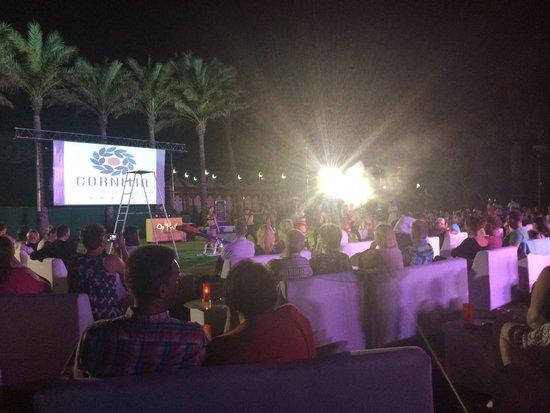 Cornelia De Luxe Resort : Garden party
